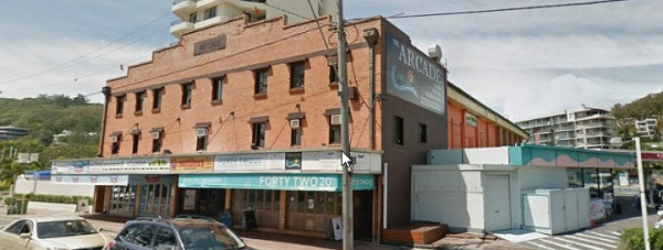HISTORIC OLD BURLEIGH THEATRE ARCADE SAVED FROM DEMOLITION