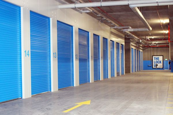 Self-storage business reports an uptick in demand from home office workers